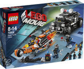 LEGO Movie Supermotor Achtervolging - 70808