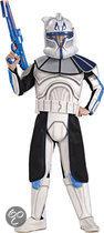 Clonetrooper Deluxe Captain Rex - Carnavalskleding - Maat 103-110 - 3-5 jaar