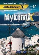 Foto van Mykonos X (fs X + Prepar3d Add-On) (dvd-Rom)