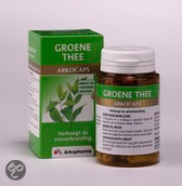 Arkopharma Arkocaps Groene Thee - 45 capsules - Voedingssupplement