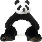 WWF Panda Zittend