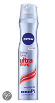 NIVEA Ultra Strong Hairspray