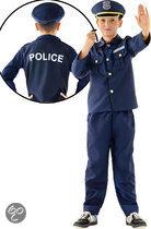 Politie Kostuum - Maat 104-116