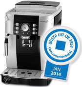 De'Longh Magnifica S ECAM 21.117.SB Volautomaat Espressomachine - Zilver/Zwart