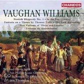 Vaughan Williams: Norfolk Rhapsody, etc / LSO, LPO