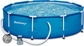 Bestway Opblaasbaar Frame Zwembad - 305x76 cm - incl Pomp