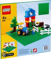 LEGO Basic Groene bouwplaat (32 x 32 noppen) - 626