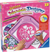 Junior Mandala-Designer - Romantic