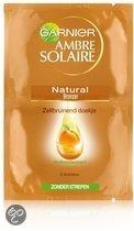 Garnier Ambre Solaire - Lichaamsdoekjes - Zelfbruinende tissues