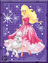 Schilderen op Nummer - Barbie: in een Mode Sprookje