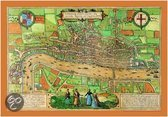 Map of Elizabethan London, 1572