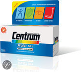 Centrum Select 50+ - 100 Tabletten - Multivitamine