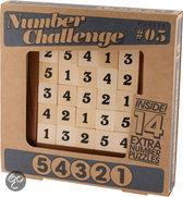 Number Challenge - 5 - 4 - 3 - 2 - 1