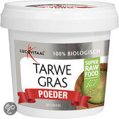 Lucovitaal Super Raw Food Tarwegras poeder - 50 gram - Superfood