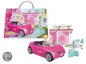 Mega Bloks Barbie Auto Cabrio