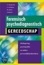 Forensisch psychodiagnostische gereedschap / druk 1