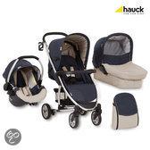 Hauck - Malibu All in One Kinderwagen - Moonlight/Almond