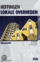 Heffingen lokale overheden / druk 1