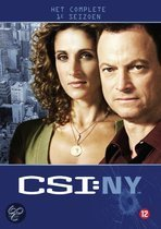 CSI: New York - Seizoen 1