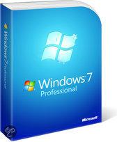 Microsoft Windows 7 Professional OEM DVD Nederlands - 1 gebruiker/licentie - 32-Bit