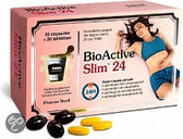 Bio Active Slim 24 - 30 tabletten + 30 capsules