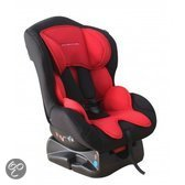 X-adventure - Autostoel Travel - Red