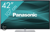 Panasonic TX-P42ST60E - 3D Plasma tv - 42 inch - Full HD - Smart tv