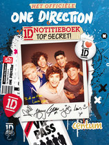 Het officiele one direction notitieboek