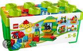 LEGO Duplo Creative Play Alles in één Doos - Groen - 10572