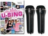 U-Sing + Twee Microfoons