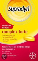 Supradyn Complex Forte Tabletten - 95 Stuks