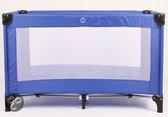 KEES - Campingbedje 60x120 cm - Kobalt