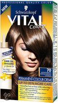 Vital Colors 70 Middenbruin - Haarkleuring
