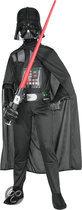 Star Wars Darth Vader Classic Kind - Carnavalskleding - Maat M - 116/128 - 6-8 jaar