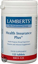 Lamberts Health Insurance Plus - 125 Tabletten
