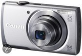 Canon Powershot A3500 IS - Zilver