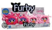 Furby Sleutelhanger Pink Puff - Roze 8 cm