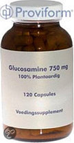 Glucosamine Hcl 750mg Provifor