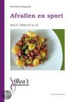Afvallen en sport / week 9 t/m 12 Bea Pols