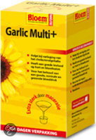 Bloem Garlic Multi+ Softgel Capsules 100 st