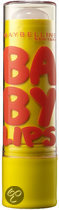 Maybelline Babylips  Intense Care - Lipbalm