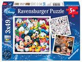 Ravensburger Disney Klassieker - Puzzel