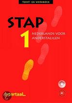 Stap 1 - Tekst-En Werkboek + Cd