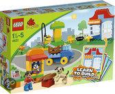 LEGO Duplo Mijn Allereerste Bouwset - 4631