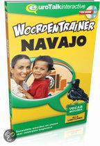 Eurotalk Woordentrainer Navajo - Multimedia Flashcards