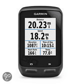 Garmin Edge 510 GPS - Fietscomputer / Hartslagmeter - Draadloos - 2.2 inch Touchscreen