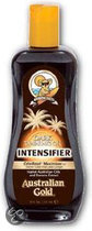 Australian Gold Dark Tanning Oil Intensifier - 237 ml - Zonnebrandolie