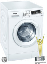 Siemens WMN16S4471 - iQ700 iSensoric - Wasmachine