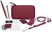 Bigben 14-in-1 Accessoirepakket Rood DsiXL