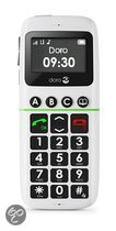 Doro PhoneEasy 338 GSM - Wit